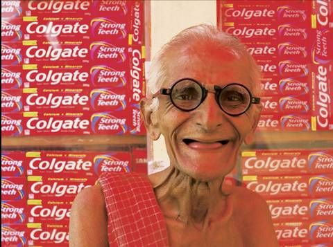 Colgate Tooth Paste Commercial