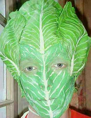 Vegetable Head