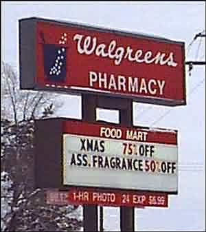 Pharmacy Ass Fragrance