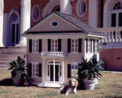 Rich Dog House