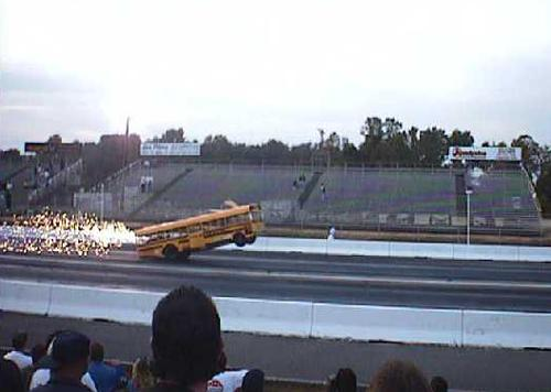 Buss Dragster