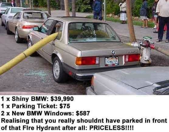 Priceless Parking
