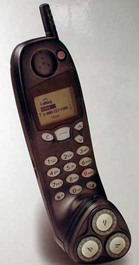 Multifunctional Cell Phone