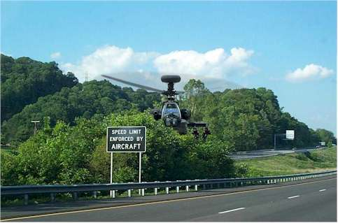Apache On The Highway