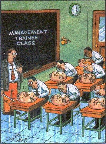 Management Trainee Class