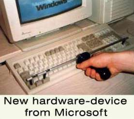 New Hardware Device From Microsoft