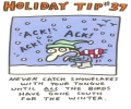 Holiday Tip #37