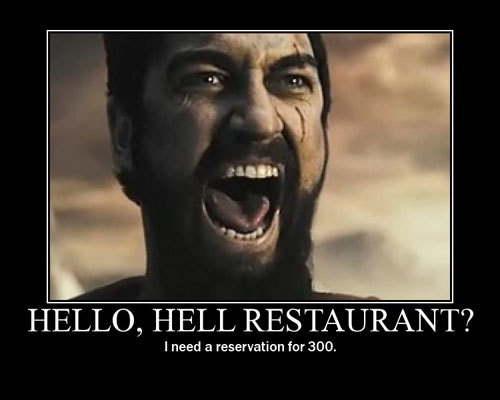 funny as hell. Hello Hell Restaurant - Funny