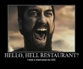 Hello Hell Restaurant