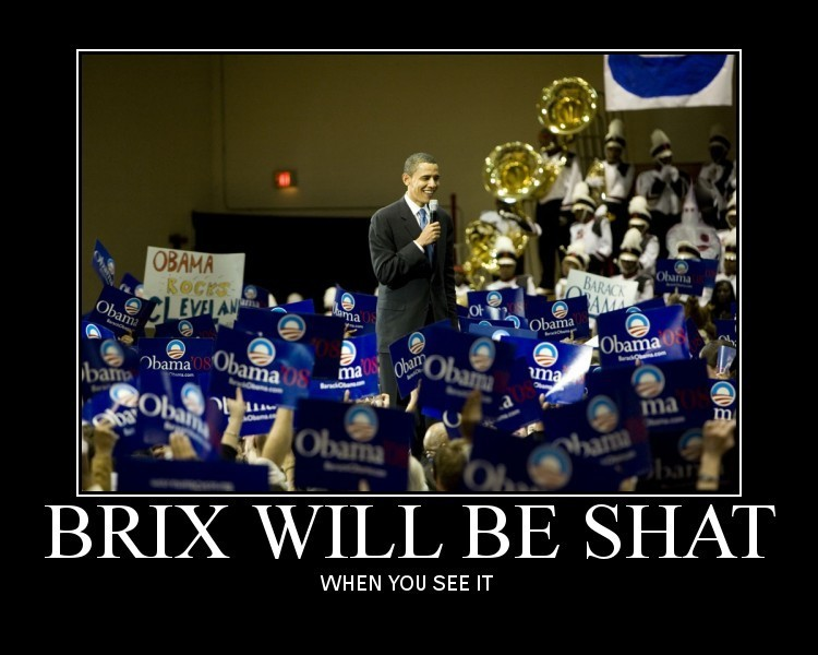 Brix Will Be Shat