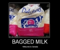 Bagged Milk