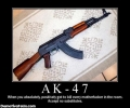 Ak47 Demotivational Posters