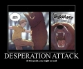 Desperation Attack