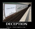 Deception Train