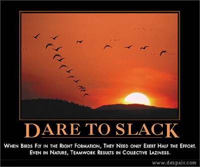 Dare To Slack