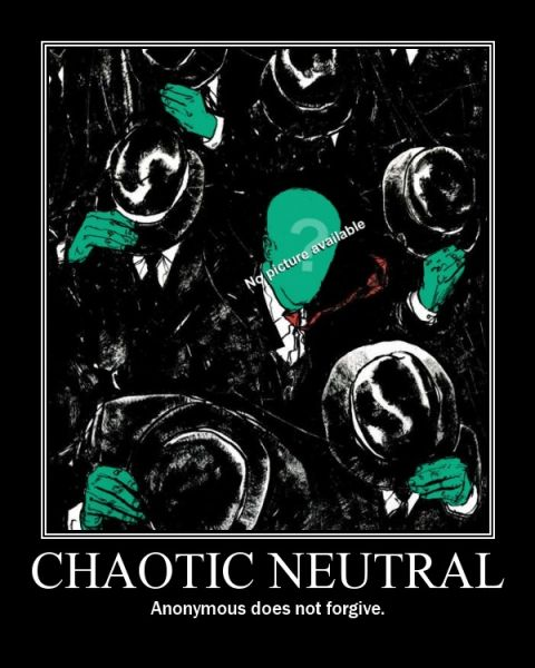 Normal Chaotic Neutral