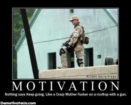 Motivation Gun