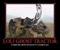 Loli Ghost Tractor