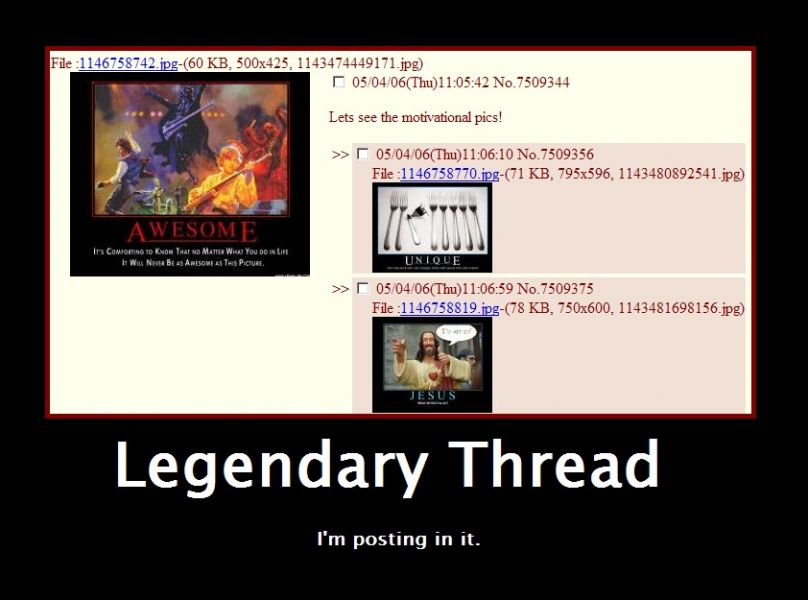 Legendary Thread 02