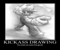 Kickass Drawing