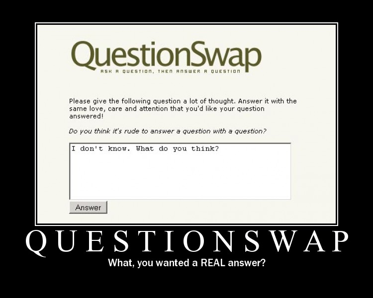 Question Swap