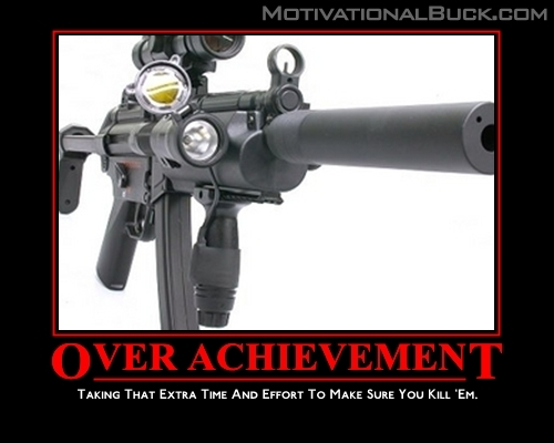 Over Achievement