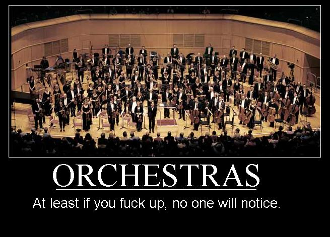 Orchestras Dx3