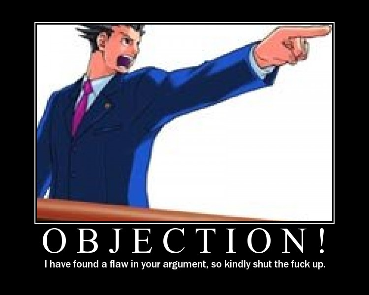 Objection 1