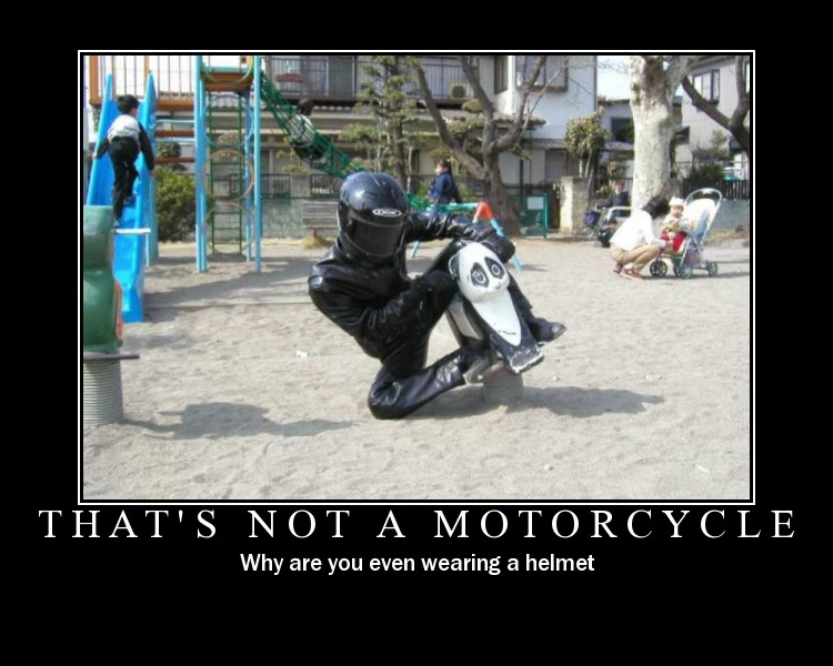 Not A Motorcycle