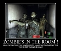 Zombies In The Room