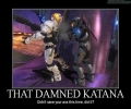 The Damned Katana