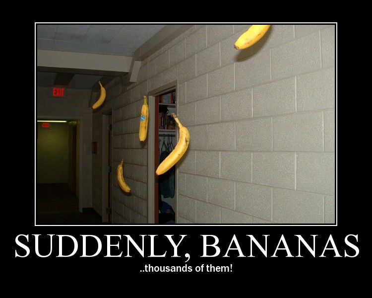 Suddenly Bananas